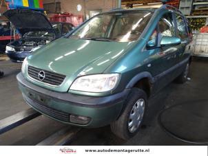 Demontage auto Opel Zafira 1998-2005 211264