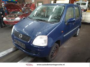 Demontage auto Opel Agila 2000-2007 211290