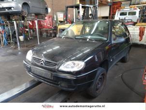 Demontage auto Citroen Saxo 1996-2004 211311