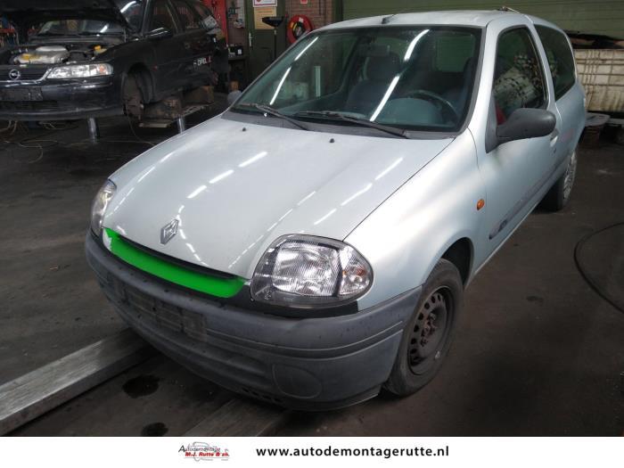 Demontageauto Renault Clio 1998 2016 211673 1
