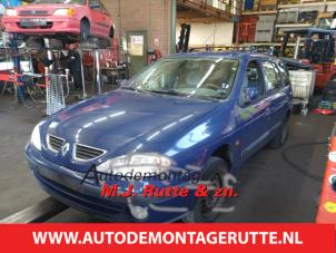 Demontage auto Renault Megane 1999-2003 211683
