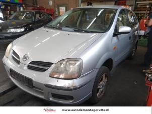 Demontage auto Nissan Almera Tino 2000-2006 211931