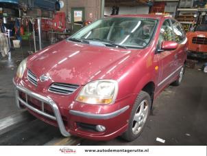 Demontage auto Nissan Almera Tino 2000-2006 211948