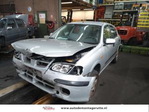 Demontage auto Nissan Almera 2000-2006 212298