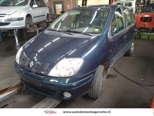 Demontage auto Renault Megane Scenic 1999-2003 212386