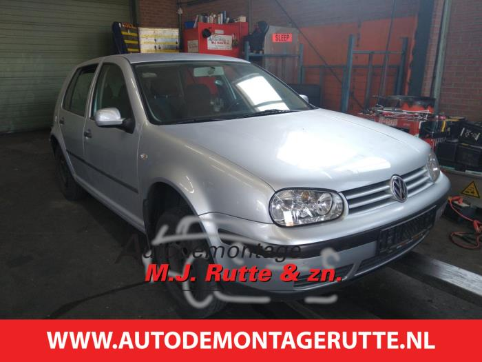 Volkswagen Golf IV 1.6 16V Sloopvoertuig (2000, Grijs)