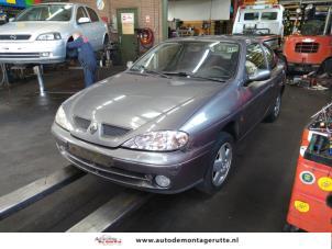 Demontage auto Renault Megane 1996-2003 212791