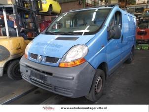 Demontage auto Renault Trafic 2001-2014 212934