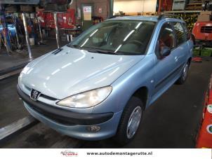 Demontage auto Peugeot 206 2002-2007 213409