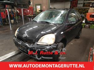 Demontage auto Toyota Yaris 1999-2005 213429