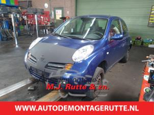 Demontage auto Nissan Micra 2003-2010 213798