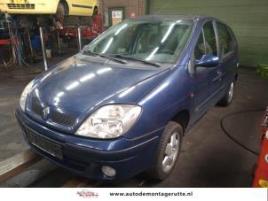 Demontage auto Renault Megane Scenic 1999-2003 213945