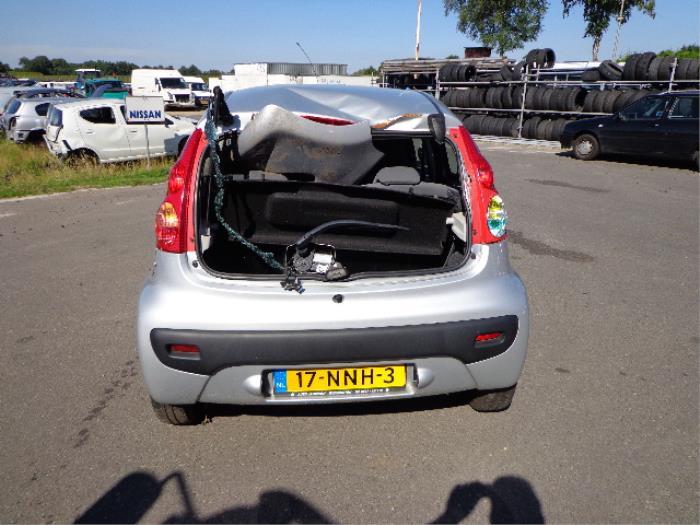 Peugeot Sloopauto Broekhuis