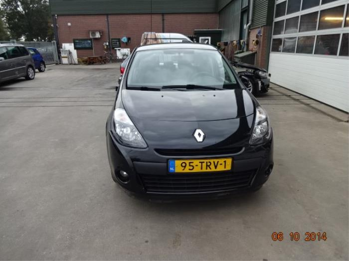renault clio iii br cr 1 5 dci fap sloop bouwjaar 2012 kleur zwart. Black Bedroom Furniture Sets. Home Design Ideas