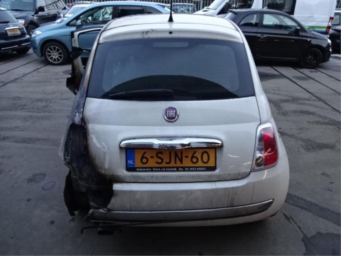 Fiat Sloopauto Broekhuis