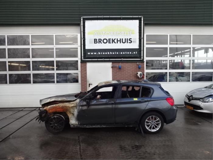 Bmw Sloopauto Broekhuis