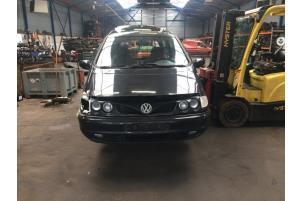 Volkswagen Sharan 2.8 VR6 Syncro