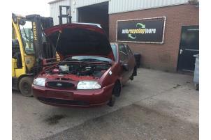 Ford Fiesta 1.25 16V