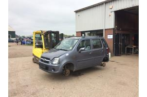 Opel Agila 1.2 16V Twin Port