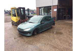 Peugeot 206 1.1 XN,XR