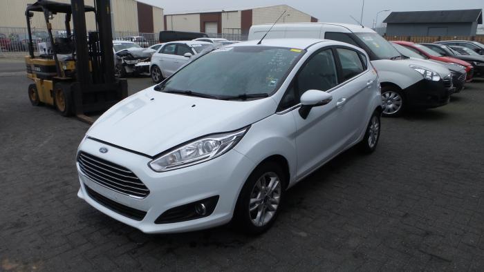 Ford<br/>Fiesta