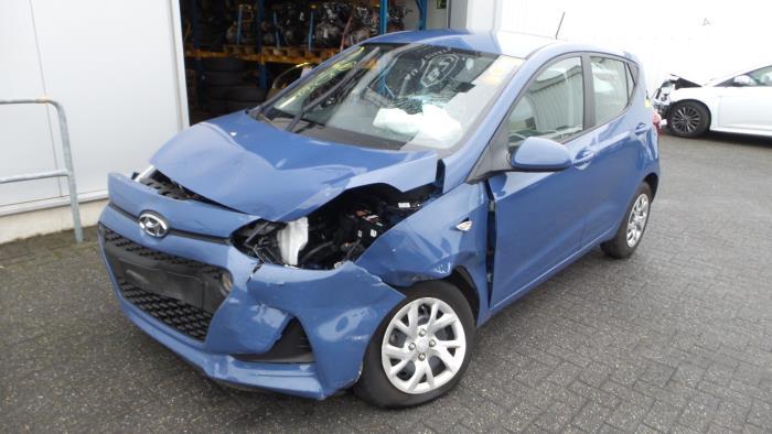 Hyundai<br/>I10