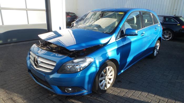 Mercedes<br/>B-Klasse