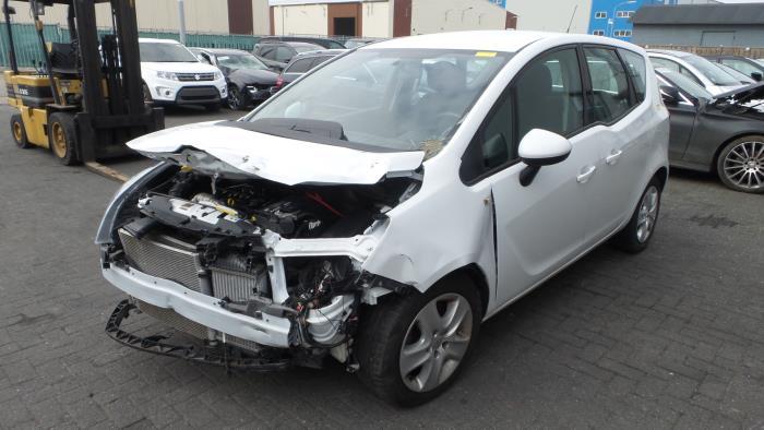Opel<br/>Meriva