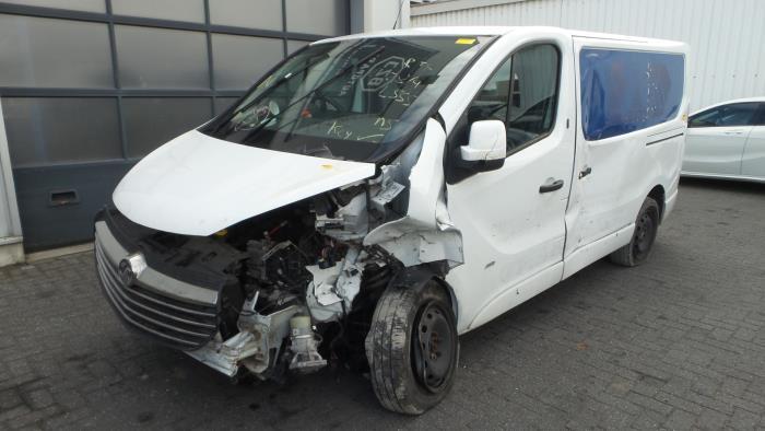 Opel<br/>Vivaro