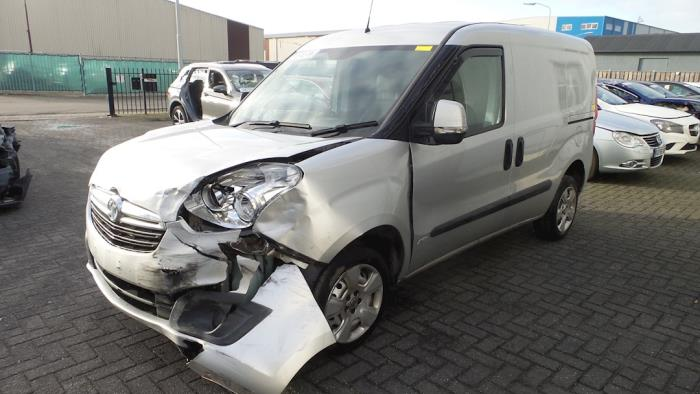 Opel<br/>Combo 1.3 CDTI 16V ecoFlex 2012-02 / 2018-12