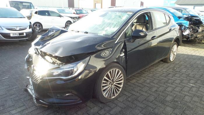 Opel<br/>Astra 1.4 Turbo 16V 2018-06 / 0-00