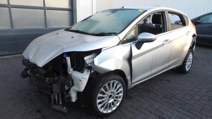 Ford<br/>Fiesta 1.0 EcoBoost 12V 100 2013-01 / 2017-06