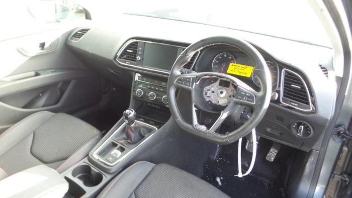 Seat Leon SC (5FC), Hatchback, 2012<br><small>1.4 TSI 16V, Hatchback, Benzine, 1.395cc, 92kW, FWD, CZCA, 2014-05 / 2018-08</small>