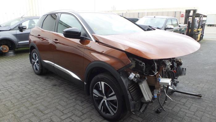 Peugeot 3008 II (M4/MC/MJ/MR), MPV, 2016<br><small>1.2 12V e-THP PureTech 130, MPV, Benzine, 1.199cc, 96kW, FWD, EB2DTS; HNY; EB2ADTS; HNS, 2016-05</small>