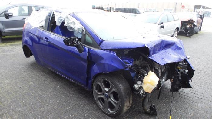 Ford Fiesta VII (JA8), Hatchback, 2008 / 2017<br><small>1.6 SCTi ST200 16V, Hatchback, Benzine, 1.596cc, 147kW, JTJC, 2016-04 / 2017-12</small>