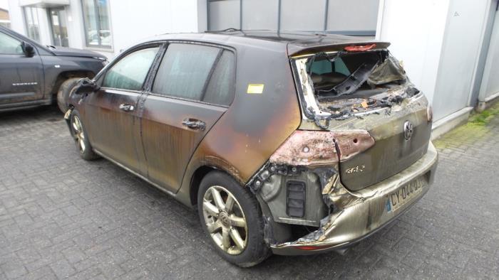 Volkswagen Golf VII (AUA), Hatchback, 2012 / 2019<br><small>1.4 TSI 16V, Hatchback, Benzine, 1.395cc, 103kW, FWD, CPTA; CHPA, 2012-08 / 2019-08</small>