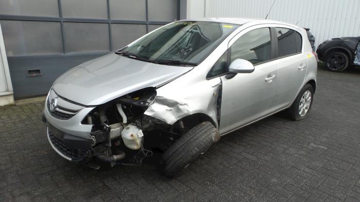 Opel<br/>Corsa 1.3 CDTi 16V ecoFLEX 2006-07 / 2014-08