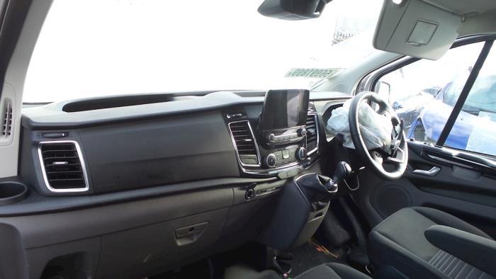 Ford Transit Custom, Bus, 2011<br><small>2.0 TDCi 16V Eco Blue 130, Bus, Diesel, 1.995cc, 96kW, FWD, YMFS; YMF6, 2015-12</small>