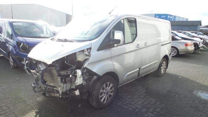 Ford<br/>Tourneo Custom 2.0 TDCi 16V Eco Blue 130 2015-12 / 0-00