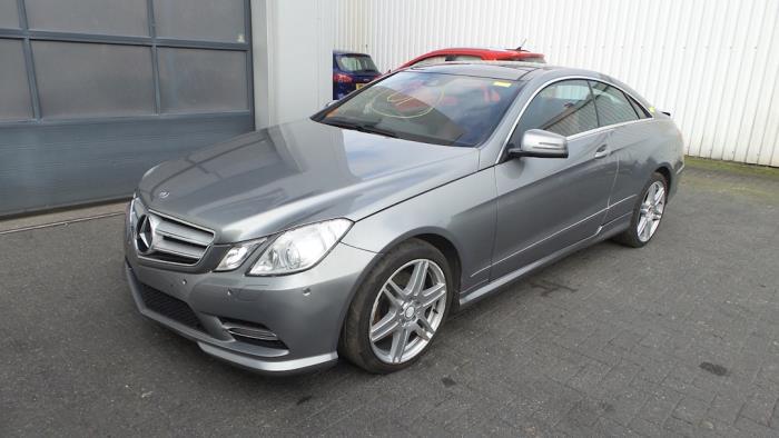 Mercedes<br/>E-Klasse E-350 CDI 2013-06 / 2016-12
