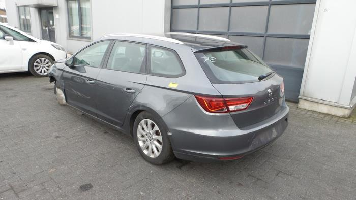 Seat Leon ST (5FF), Combi, 2013<br><small>1.6 TDI Ecomotive 16V, Combi/o, Diesel, 1.598cc, 77kW, FWD, CLHA, 2013-10</small>