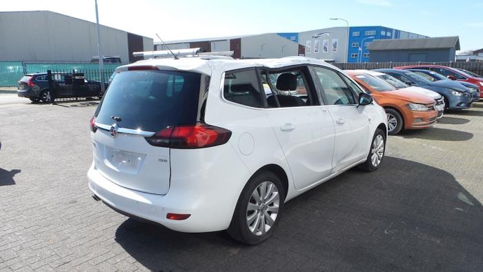 Opel Zafira Tourer (P12), MPV, 2011 / 2019<br><small>2.0 CDTI 16V 165 Ecotec, MPV, Diesel, 1.956cc, 121kW, FWD, A20DTH, 2011-10 / 2014-10, PD9EC; PD9EM; PD9EN; PE9EM; PE9EN</small>