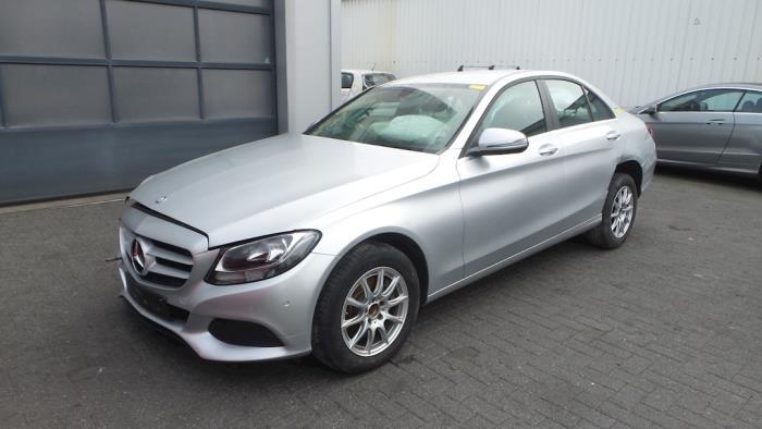 Mercedes<br/>C-Klasse C-220 2.2 CDI BlueTEC 2014-02 / 2018-05