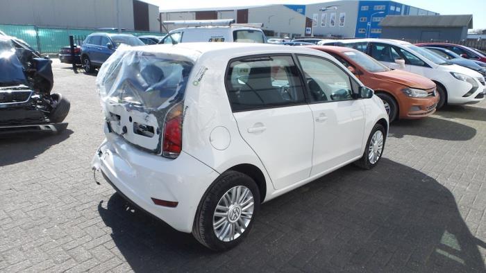 Volkswagen Up! (121), Hatchback, 2011<br><small>1.0 12V 60, Hatchback, Benzine, 999cc, 44kW, FWD, CHYA; DAFA, 2011-08</small>