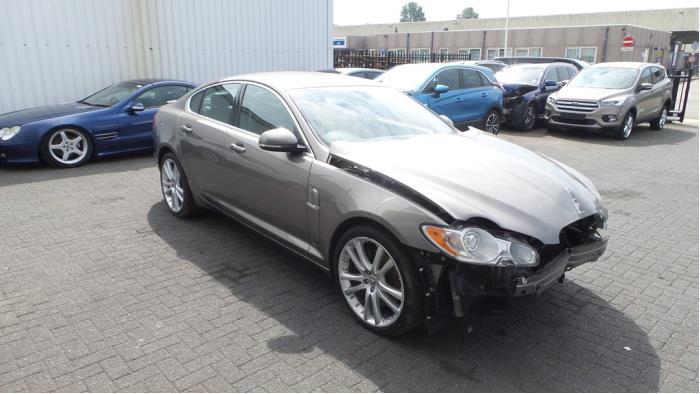 Jaguar XF (CC9), Sedan, 2008 / 2015<br><small>3.0 S D V6 24V, Sedan, 4Dr, Diesel, 2.993cc, 202kW, RWD, 306DT, 2009-03 / 2015-04</small>