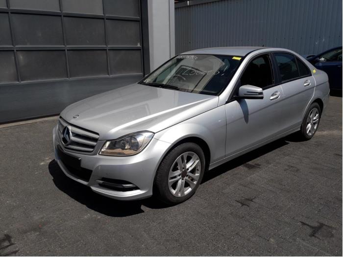 Mercedes<br/>C-Klasse 2.2 C-200 CDI 16V BlueEFFICIENCY 2011-01 / 2014-01