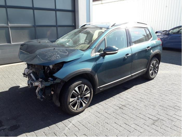 Peugeot<br/>2008 1.6 Blue HDi 100 2015-01 / 2019-12