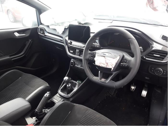 Ford Fiesta VIII, Hatchback, 2017<br><small>1.5 EcoBoost 12V ST, Hatchback, Benzine, 1.496cc, 147kW (200pk), FWD, YZJA, 2018-04</small>