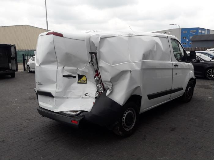 Ford Transit Custom, Van, 2011<br><small>2.0 TDCi 16V Eco Blue 105, Bestel, Diesel, 1.995cc, 77kW (105pk), FWD, YLFS; YLF6; YLFA; BJFA; BJFB; YLFB, 2015-12</small>