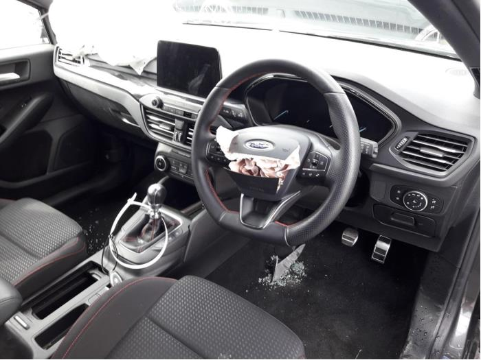 Ford Focus IV, Hatchback, 2018<br><small>1.5 EcoBoost 12V 150, Hatchback, Benzine, 1.499cc, 110kW (150pk), FWD, YZDA, 2018-09</small>